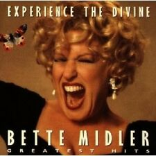 BETTE MIDLER-EXPERIENCE THE DIVINE-GREATEST HITS CD NEU