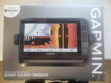 Garmin Echomap Plus 93sv w/Transducer
