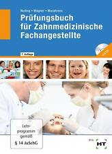 Prüfungsbuch für Zahnmedizinische Fachangestellte, mit DVD Nuding, Helmut Wagn..