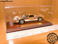 FORD GT40 GT-40 **SILVER PLATED** 1:43 MINT!!!