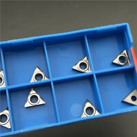 For Aluminum TCGT090204-AK TCGT1.8(1.5)1 Carbide inserts Lathe Cutter blade 10PC