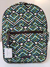 NWT Vera Bradley Leighton Small Backpack - Rain Forest