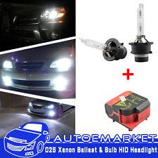 AL Bosch Litronic OEM D2S Headlight Ballast Igniter Ignitor & Bulb 1 307 329 076