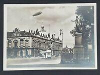 1932 Berlin Friedenau Germany to Oceanside New York Zeppelin RPPC Postcard Cover