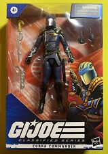 Hasbro GI Joe Classified Series 06 Cobra Commander Figure