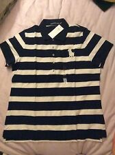 Polo Ralph Lauren Collared Striped Tops & Shirts for Women