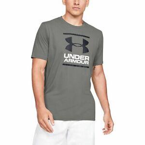 Under Armour Herren GL Foundation HeatGear T-Shirt Kurzarm Top 1326849 388