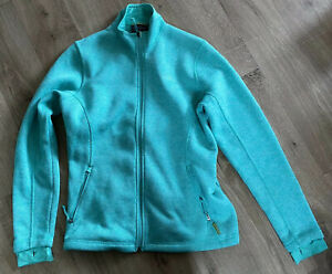 Kathmandu Ladies Mint Green Jacket   Size 14   EUC