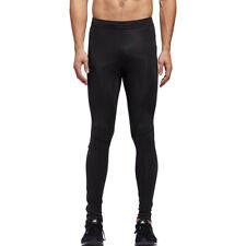 Adidas Hombre Supernova Mallas Pantalones Negro Deporte Correr Running
