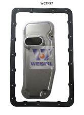 WESFIL Transmission Filter FOR Toyota LANDCRUISER PRADO 2003-2009 A343F WCTK97