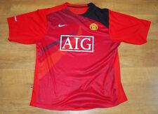 Nike Manchester United Camisa De Entrenamiento (tamaño L)
