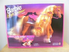 Barbie High Stepper Horse 1994 NRFB Support Wildlife Rehab