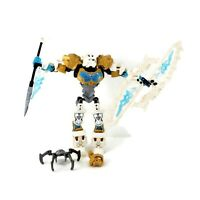 LEGO Bionicle Kopaka Master of Ice Set 70788 Complete No Instructions No Box