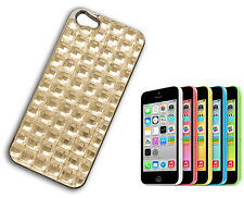 COVER CASE FLIP COMPATIBILE IPHONE 5 BRILLANTI STRASS GRANDI LUXURY GIALLO