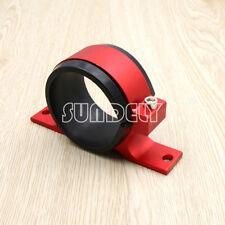 Red External Fuel Pump Filter Mounting Bracket Holder For Walbro Sytec & Bosch