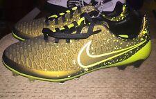 3d996c6e03c Nike Size 5 Magista ACC Opus FG Men s Soccer Cleats Gold Volt 649230-371