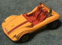 1974 Dinky Toys Beach Buggy #227 - Made In England