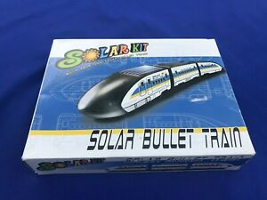 Solar Bullet Train Solar Kit DIY Assembly Kit