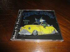 Lost Soul Oldies Vol. 15 CD - the Scorpion Len Woods Bobby Sansom the Notations