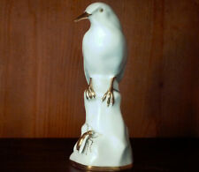 Hutschenreuther Figurine STARLING w/ Insect by Prof. FRITZ KLEE, (1919-1920's)