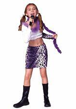 Rg Costumes 19194 Child Rock Star Top Skirt