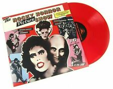 New ListingRocky Horror Picture Show Red Colored Vinyl Lp New Sealed Movie Soundtrack