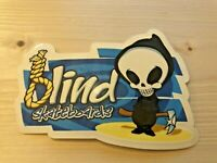 blind, Skateboard Sticker, Collector, Vintage, Street Series# 1118-03182020