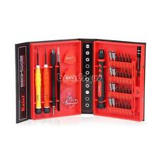 38 in 1 Precision Repair Tool Kit Screwdrivers Tools for Mobile iPhone PC Tablet