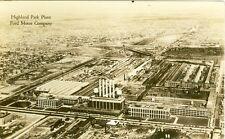 Highland Park, MI The Ford Motor Company Plant RPPC
