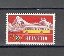SVIZZERA CH 538 - 1953 - MAZZETTA  DI 10 - VEDI FOTO