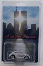 CUSTOM HOT WHEELS 9/11 COMMEMORATIVE CARS - SET OF 6