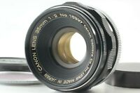 🔹Almost MINT🔹 Canon 35mm f2 MF Lens Leica Screw Mount L39 LTM w/ Filter Japan