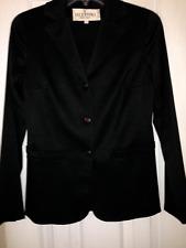 Vintage Ladies Black Valentino Blazer Jacket Size Xs