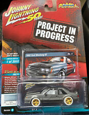 JOHNNY LIGHTNING ERROR! WHITE LIGHTNING 1982 FORD MUSTANG GT PROJECT IN PROGRESS