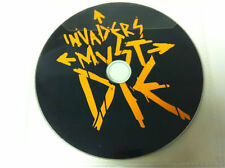 The Prodigy - Invaders Must Die Music CD 2009 - DISC ONLY in Plastic Sleeve