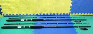 """Okuma Classic Pro GLT 8' 6"""" Copper/Leadcore Trolling Rod CP-CL-862M 2-Pack"""