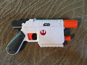 Star Wars: Nerf Rey (JAKKU) The Force Awakens Blaster - 2015 Hasbro Working