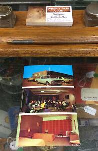 Vintage Pine Grove Motel & Restaurant Ceduna Postcard