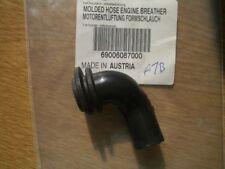^ KTM Moulded Hose Engine Breather RC8, part no. 69006087000