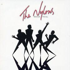 One Size Fits All [Bonus Tracks] by The Nylons (CD, Nov-2002, Attic)