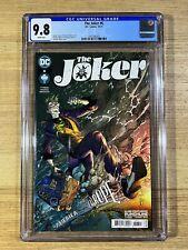The Joker #6 (2021 DC Comics) 1st Print CGC 9.8