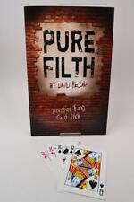 Pure Filth - David Regal - Card Magic Trick - #Yb-2-018