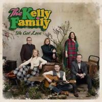 We Got Love von The Kelly Family (2017) CD Neu!