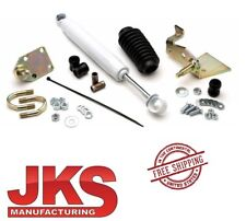 JKS Steering Stabilizer & Relocation Kit 07-18 Jeep Wrangler JK JKU OGS900
