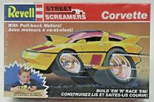 Revell #6077 Street Screamers CORVETTE 1:32 model kit MINT Factory Sealed