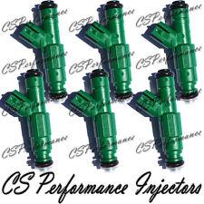 OEM Bosch Fuel Injectors (6) 0280155789 for Chrysler Dodge Plymouth 3.3L V6 Flex