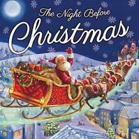 """AS NEW"" TheNight Before Christmas (Picture Storybooks), Moore, Clement C., Book"