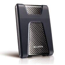 1TB AData Black HD650 Durable USB3.1 Portable Hard Drive