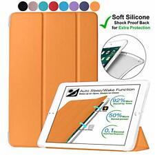 "DuraSafe SoftBack Case For iPad PRO 10.5"" / Air 3 10.5"" Auto Sleep/Wake Orange +"