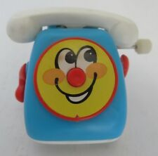 VINTAGE TOMY TELEPHONE WIND UP TOY                (INV18375)